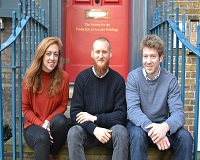 Ty-Mawr welcomes 2016 SPAB Scholars