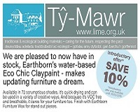 Eco Chic Claypaint - makes updating furniture a dream!