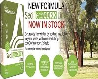 New Recipe - ecoCork - now in stock!
