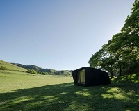 Ty - Mawr Thermafleece used in Pop Up Hotel Competition