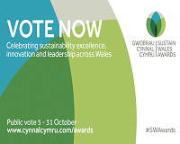 Tŷ-Mawr Named as finalist in Sustain Wales Awards!!!
