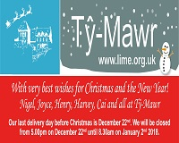 A busy 2017 for Tŷ-Mawr!