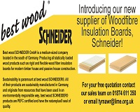 New Woodfibre Supplier