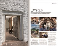 Ty Mawr delighted to feature in this month's Premier Construction magazine