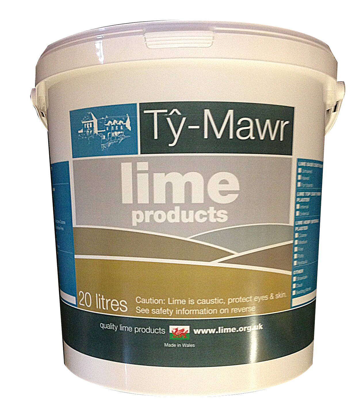 Base Coat Plaster : Ty mawr lime sustainable building materials for