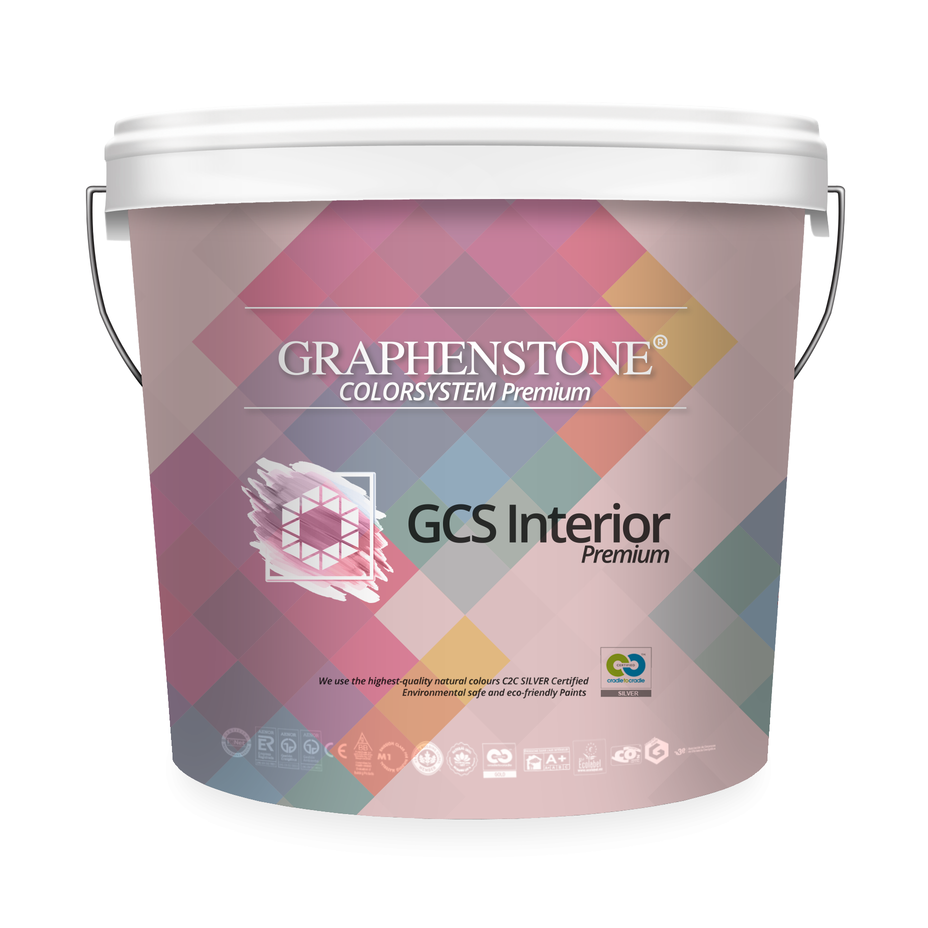 Graphenstone GCS Interior Premium - Internal Colour Range