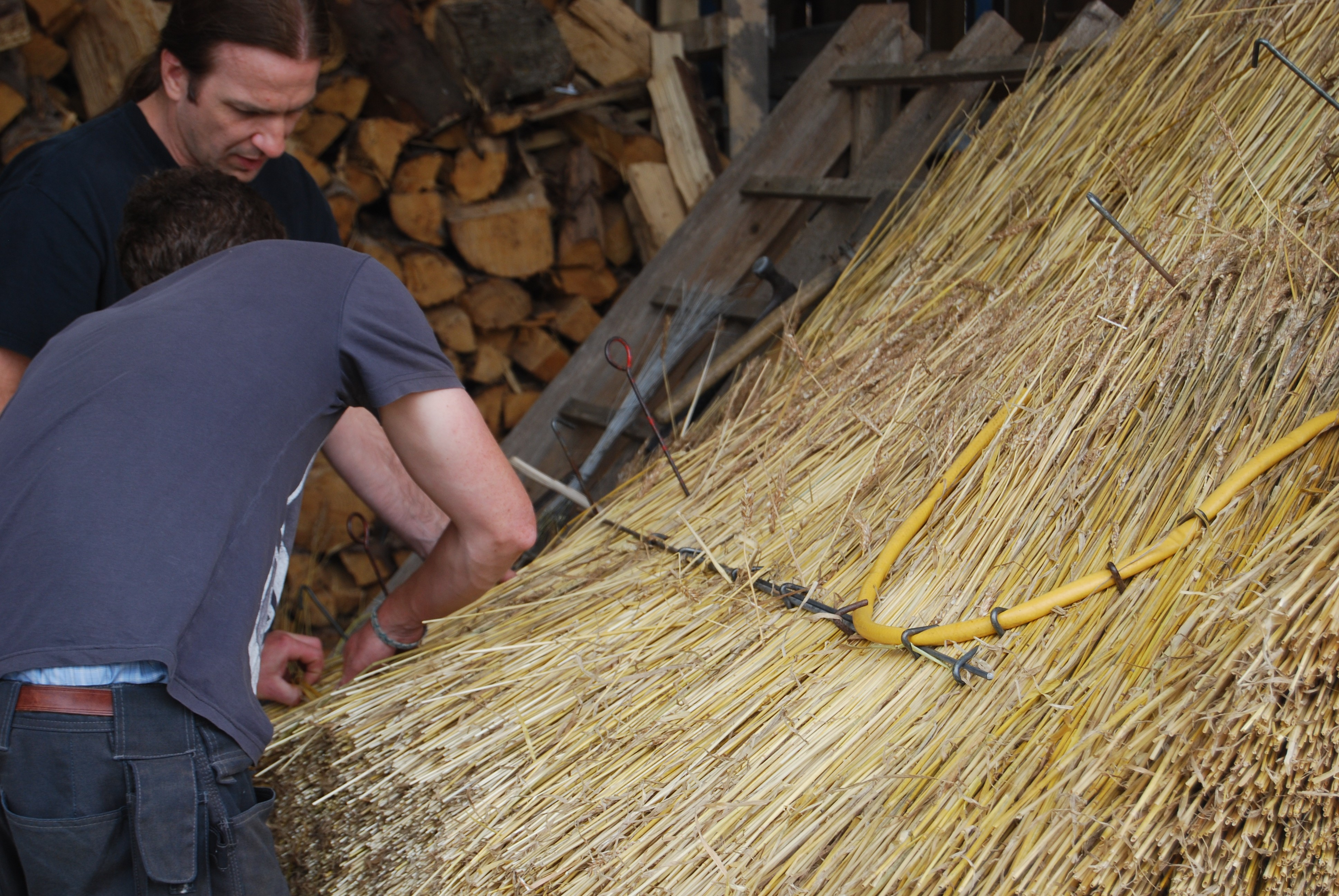 Introduction to Thatching (One Day) Course