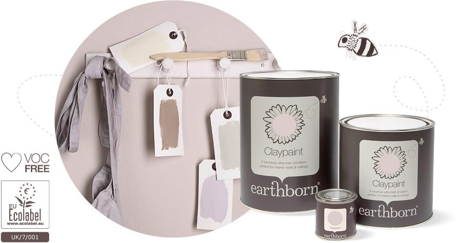 Earthborn Claypaint  - Internal