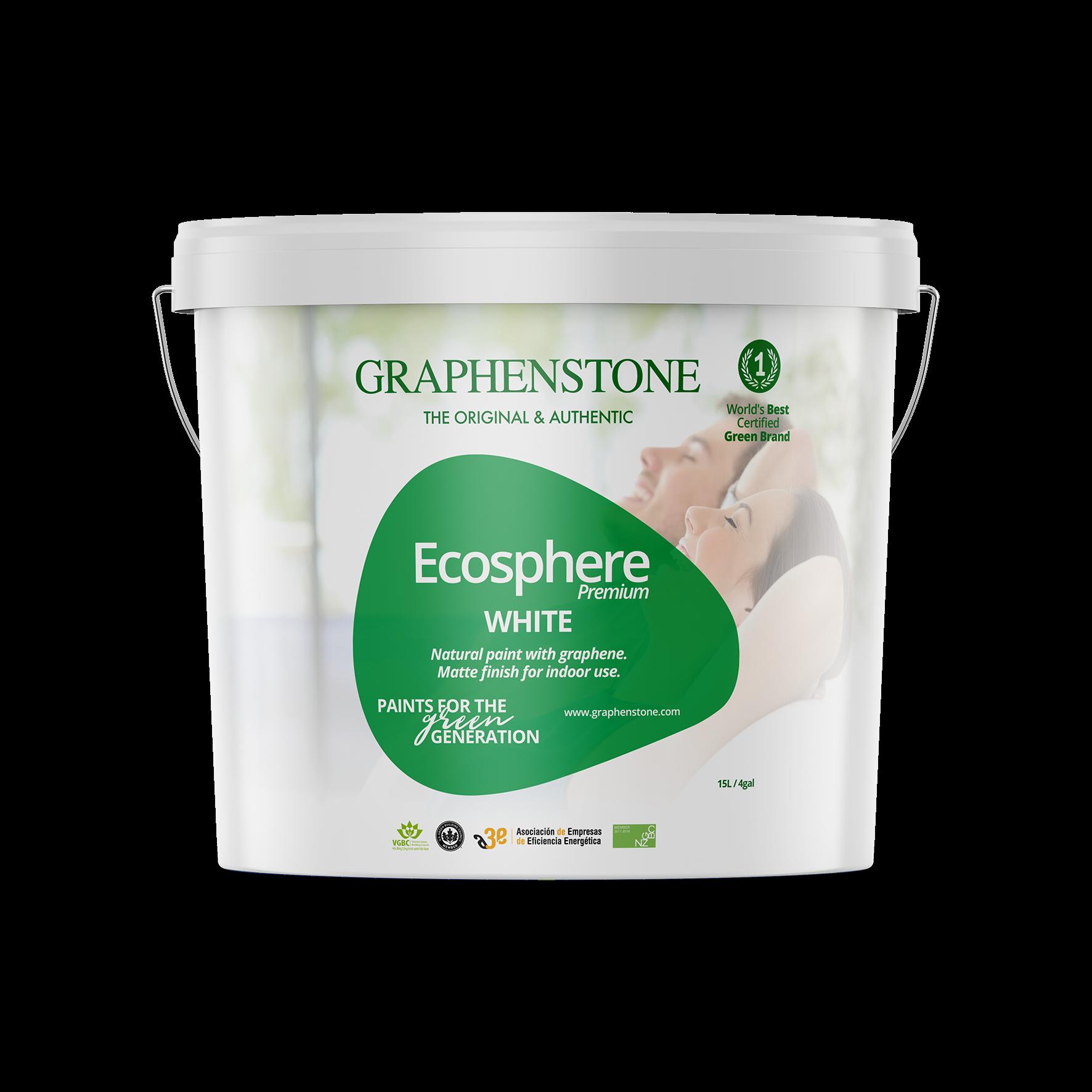 Graphenstone Ecosphere Premium - White Internal Paint