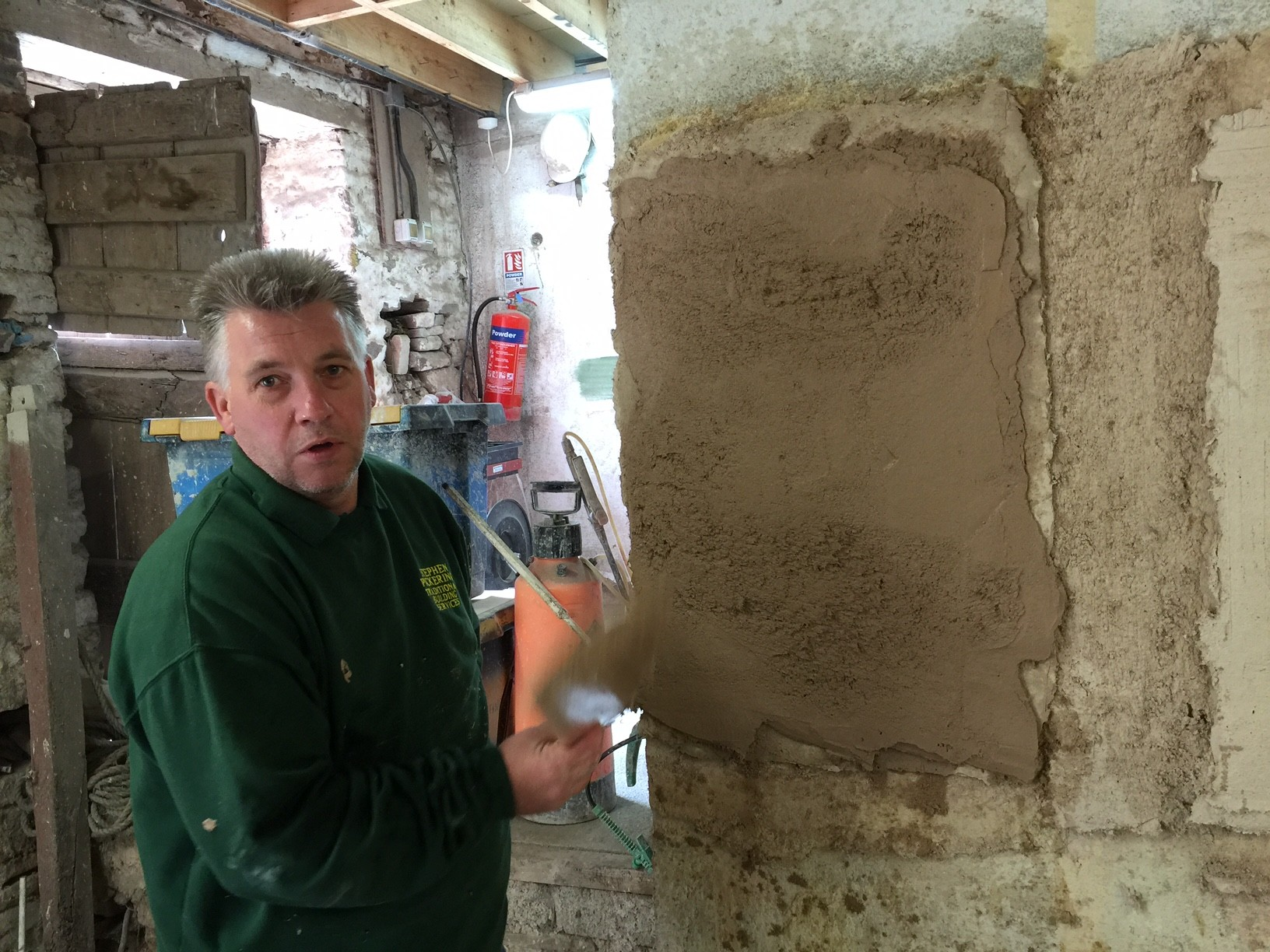 Introduction to Lime & Lime Plastering (2 Day) Course - May
