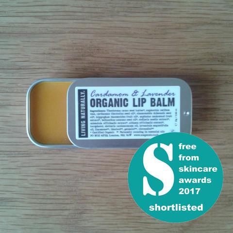 Living Naturally - Organic Lip Balm