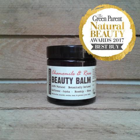 Living Naturally - Beauty Balm