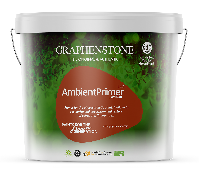 Graphenstone Ambient Premium Primer L44