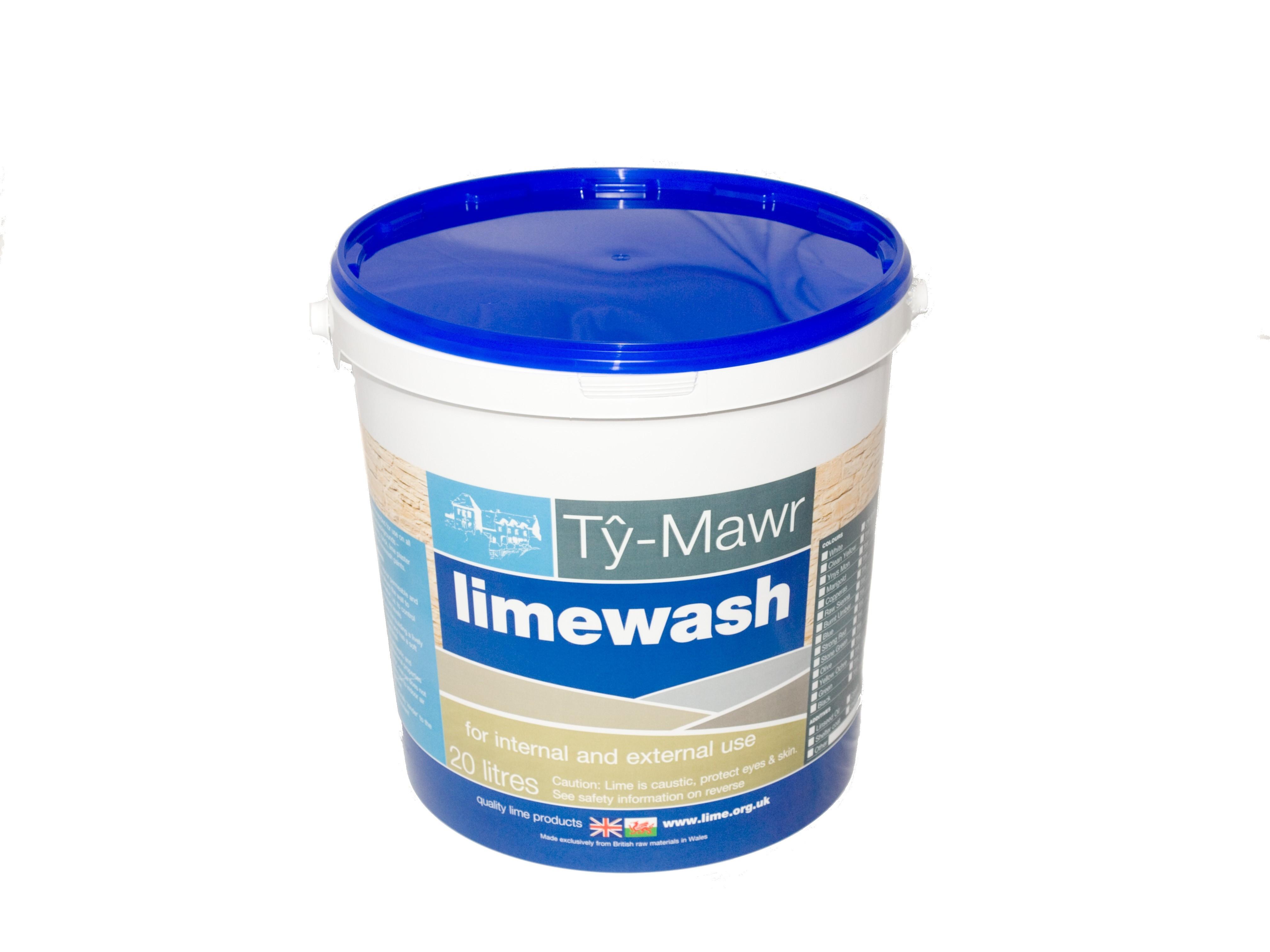 Ty-Mawr Limewash - With Casein