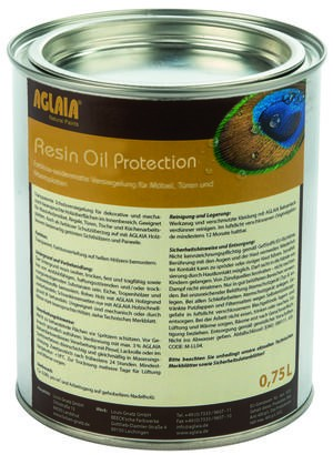 Aglaia Natural Resin Oil Protection For Wood
