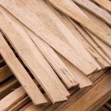Riven Oak Laths