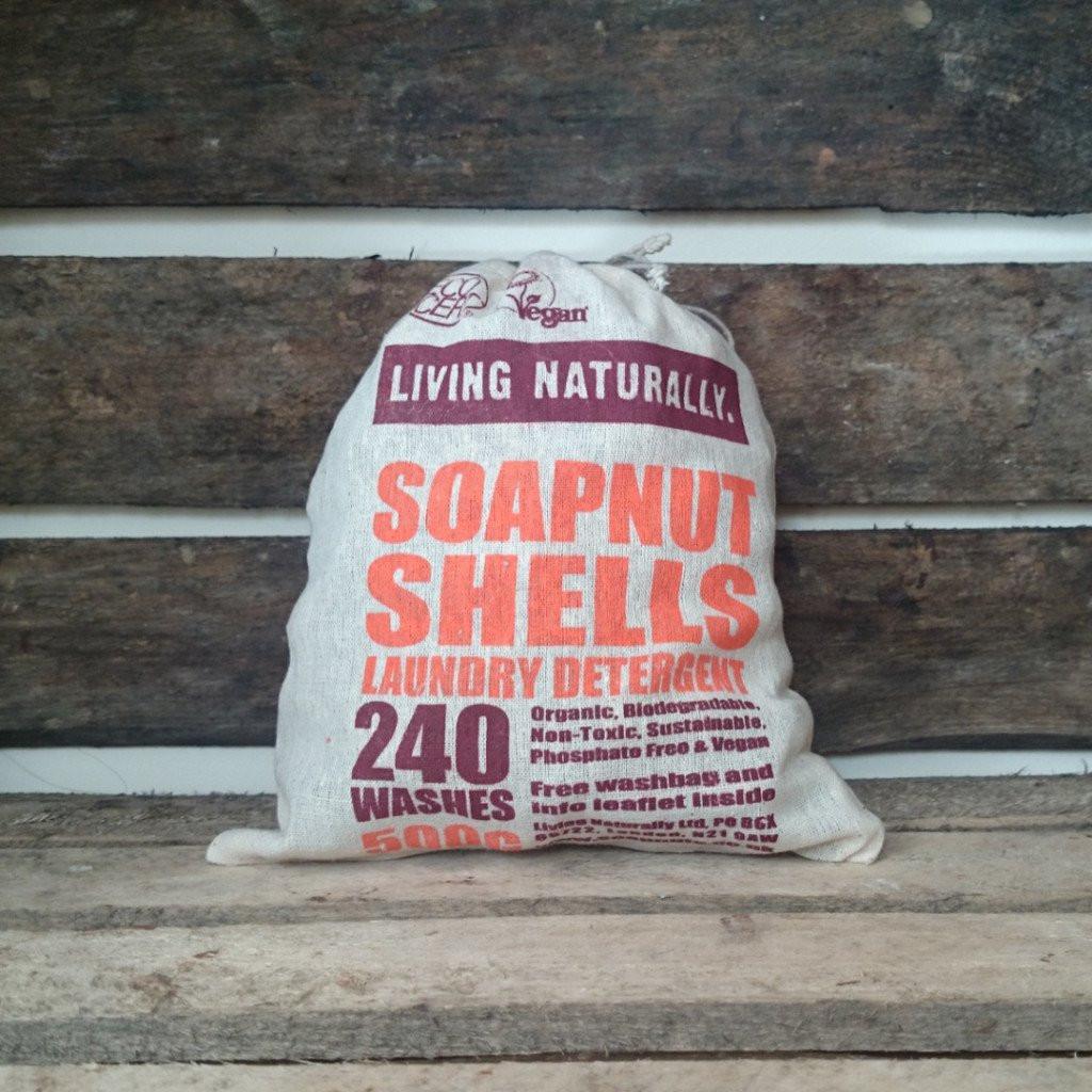 Living Naturally - Soapnuts