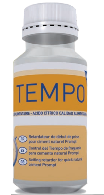 Tempo for Prompt Cement