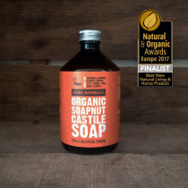 Living Naturally - Organic Soapnut Castile Liquid