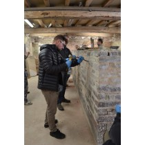 Introduction to Lime & Lime Plastering (2 Day) Course - April