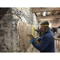 Introduction to Lime Plastering (1 Day) Course - April