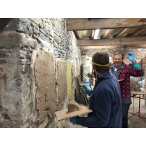 Introduction to Lime & Lime Plastering (2 Day) Course - August