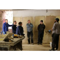 Introduction to Lime Plastering (1 Day) Course - June