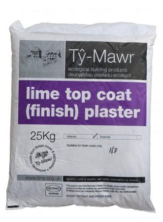 Lime Top Coat (Finish) Plaster