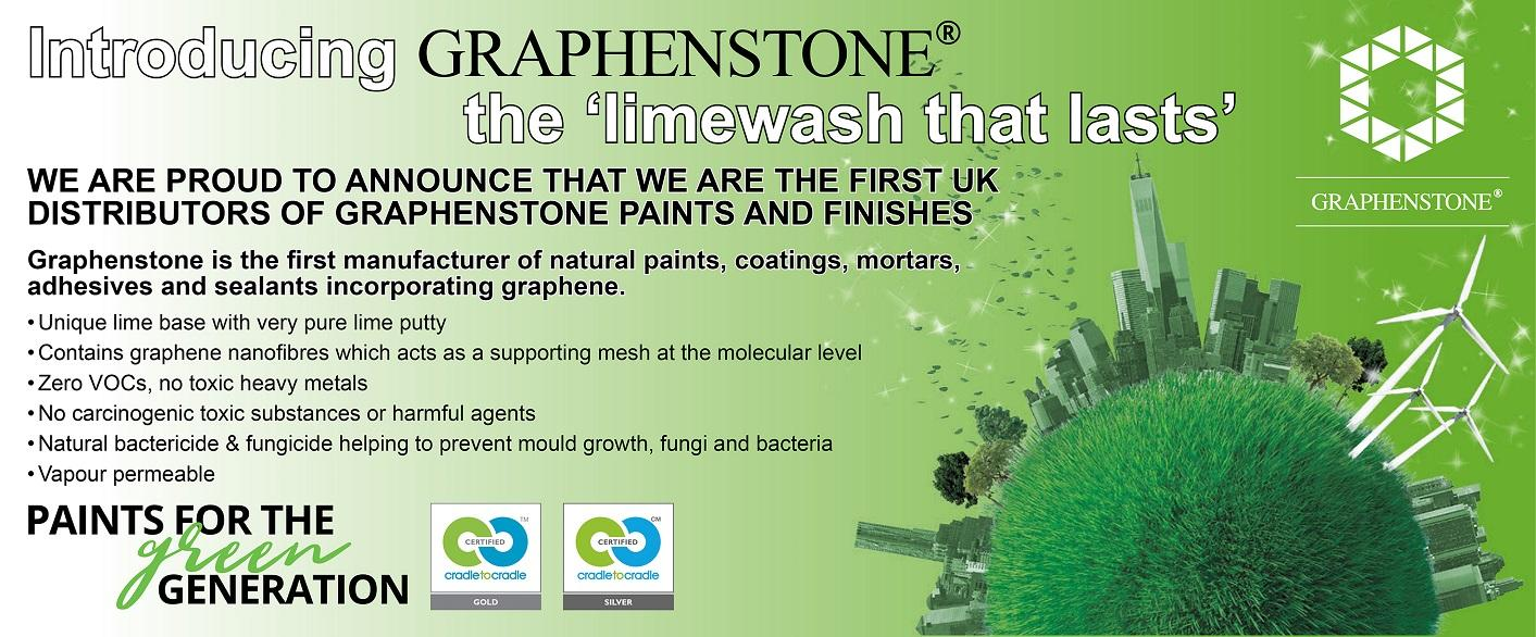 Graphenstone Now Available