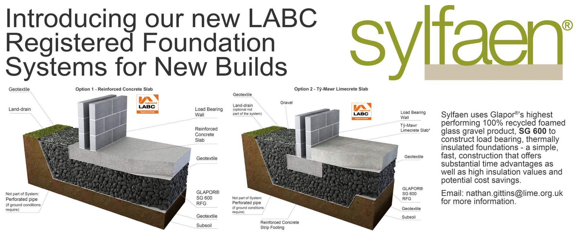 Sylfaen® Foundation System