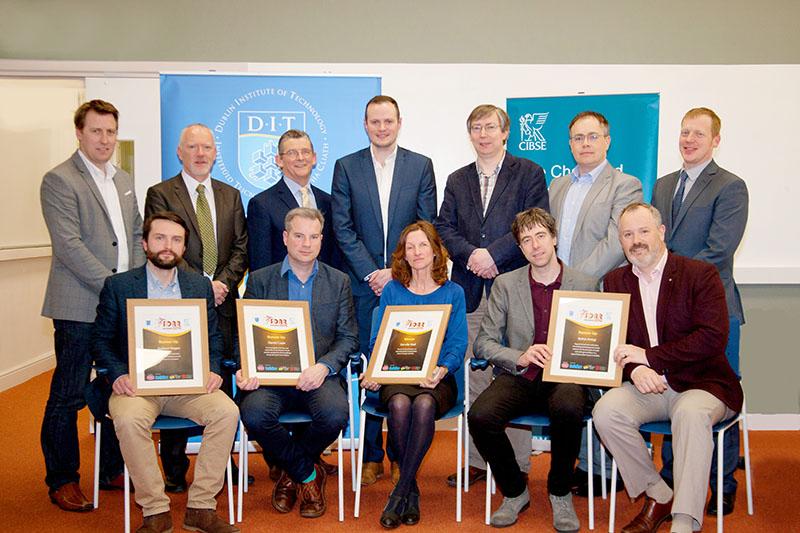 CIBSE SDAR AWARDS in Dublin