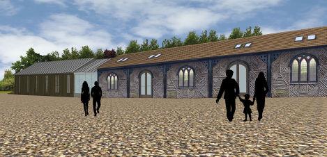 Pontefract Castle Visitor Centre