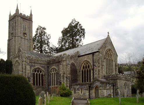 St Andrew's Ashburton